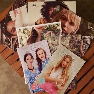 *LAST CHANCE* Lot of Chloe + Isabel Lookbooks (8)